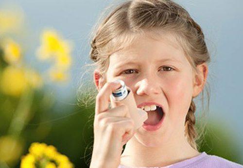Asthma Schulung - Kinderarzpraxis Petershagen